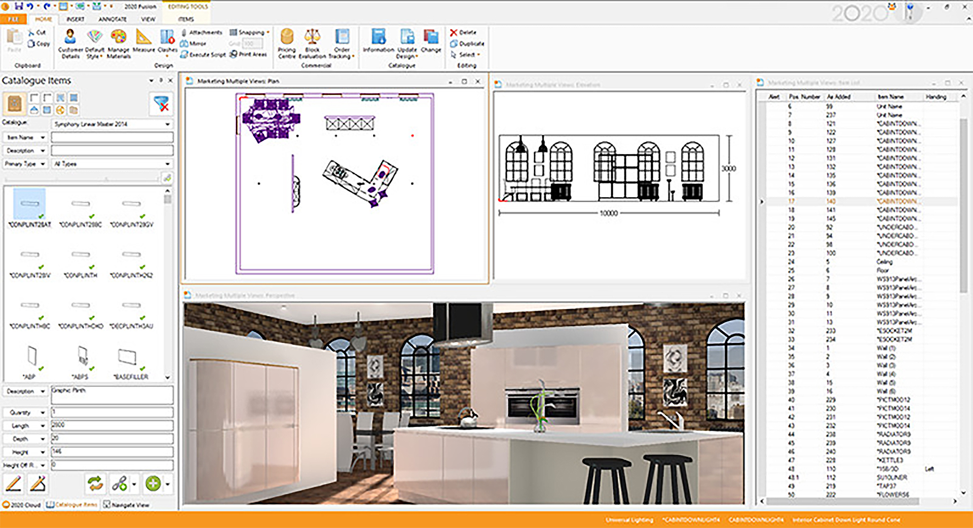 Kitchen Cabinet Design Software Interface Magnatron Inc